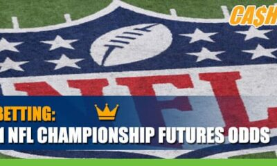 2021 NFL Championship Futures Odds