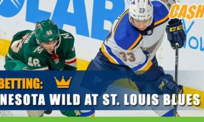 Minnesota Wild vs. St. Louis Blues Betting NHL Odds