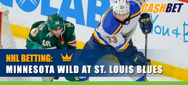 Minnesota Wild vs. St. Louis Blues Betting NHL Odds and Picks (Wednesday, May 12, 2021)