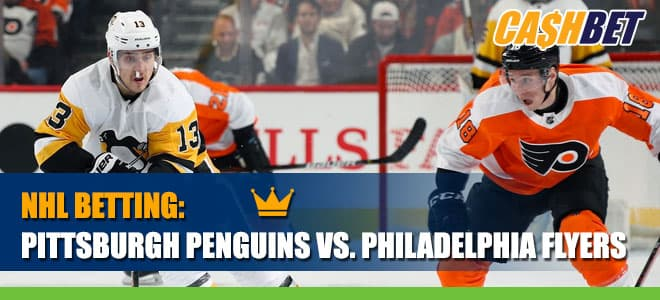 Pittsburgh Penguins vs. Philadelphia Flyers Latest Odds, Picks and Betting Analysis (May 4, 2021)