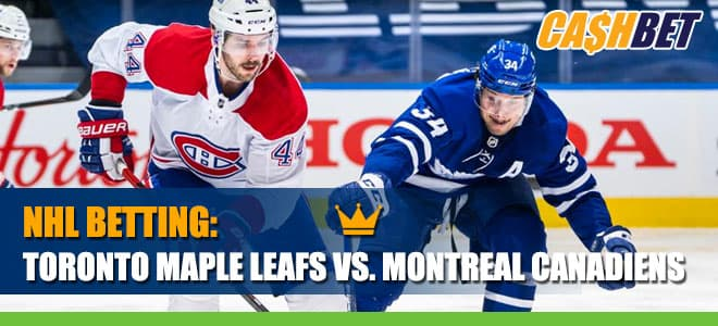 Toronto Maple Leafs vs. Montreal Canadiens Odds and Picks