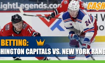 Washington Capitals vs. New York Rangers Betting odds and picks