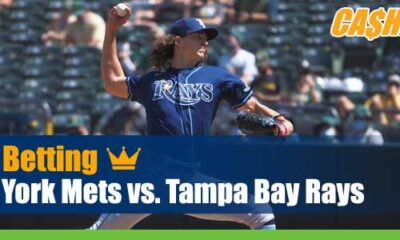 New York Mets vs. Tampa Bay Rays