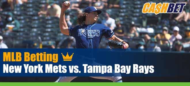 New York Mets vs. Tampa Bay Rays