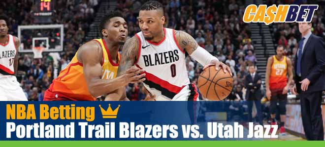 Portland Trail Blazers vs. Utah Jazz NBA Previews, Game Analysis and Betting Odds