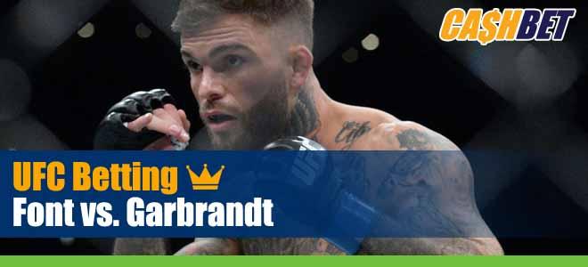 Rob Font vs. Cody Garbrandt
