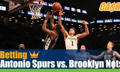 San Antonio Spurs vs. Brooklyn Nets