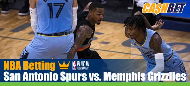 San Antonio Spurs vs. Memphis Grizzlies
