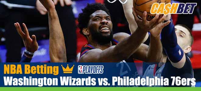 Washington Wizards vs. Philadelphia 76ers