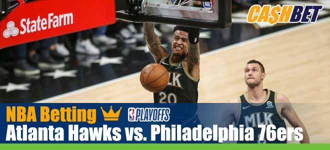 Atlanta Hawks vs. Philadelphia 76ers NBA Game 5