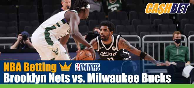 Brooklyn Nets vs. Milwaukee Bucks NBA Game 4