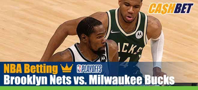 Brooklyn Nets vs. Milwaukee Bucks NBA Game 6