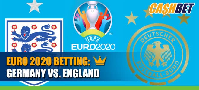 Germany vs. England, Euro 2020 betting preview, odds and picks