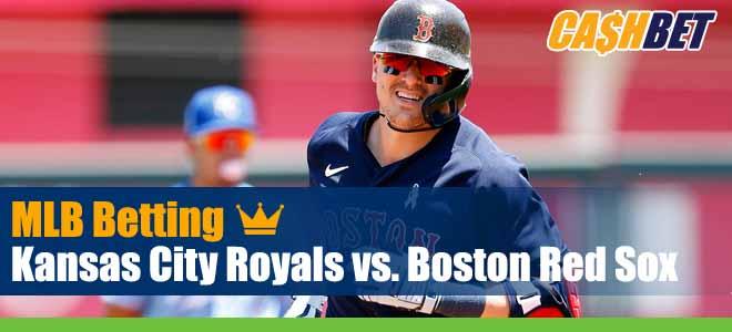 Kansas City Royals vs. Boston Red Sox
