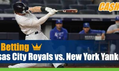 Kansas City Royals vs. New York Yankees