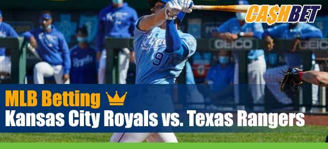 Kansas City Royals vs. Texas Rangers