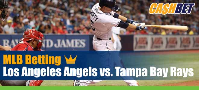 Los Angeles Angels vs. Tampa Bay Rays