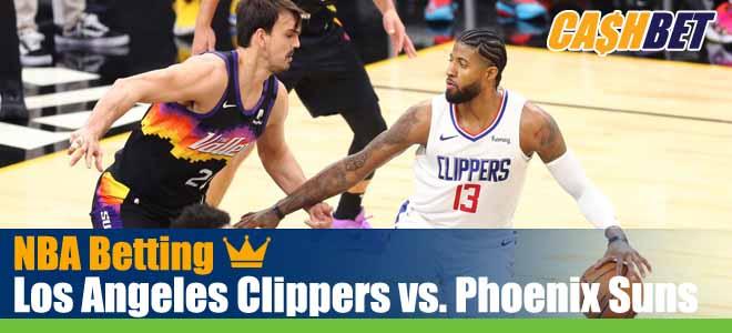 Los Angeles Clippers vs. Phoenix Suns NBA Game 2 West Finals