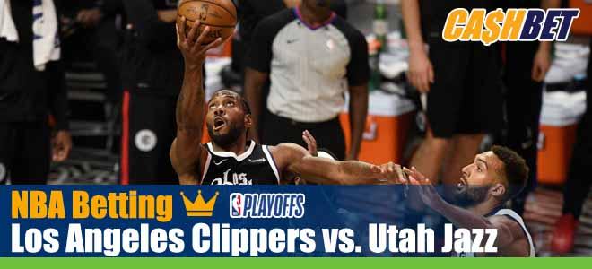 Los Angeles Clippers vs. Utah Jazz NBA Game 5