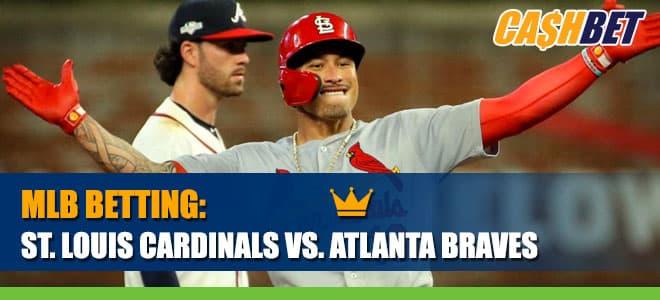 St. Louis Cardinals vs. Atlanta Braves Betting Info, Game Odds