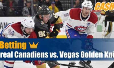 Montreal Canadiens vs. Vegas Golden Knights NHL Game 5 Stanley Cup Semifinals