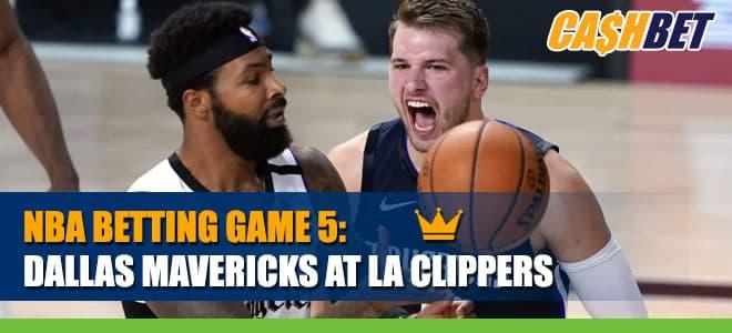 Dallas Mavericks vs. LA Clippers