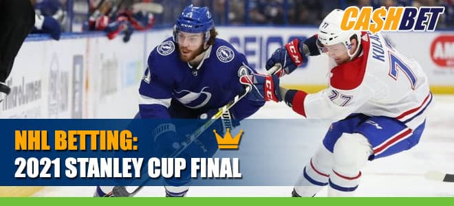 2021 Stanley Cup Final: Canadiens vs. Lightning Game Odds