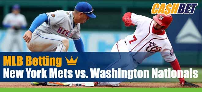 New York Mets vs. Washington Nationals