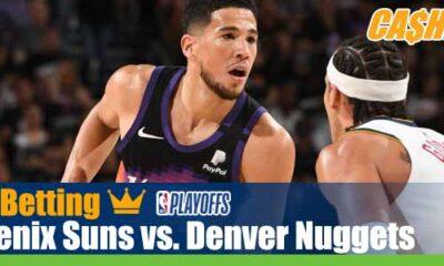 Phoenix Suns vs. Denver Nuggets NBA Game 4 West Semifinals
