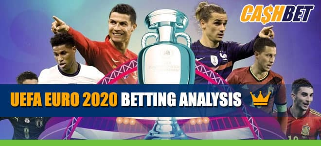 UEFA Euro Betting Odds and Information