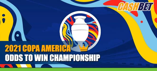 2021 COPA America Betting Information When: Friday and Saturday, July 2 and 3