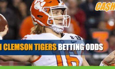 2021 Clemson Tigers Betting Odds