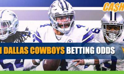 2021 Dallas Cowboys Betting Odds
