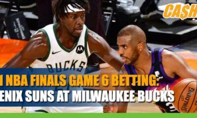 2021 NBA Finals Game 6 Phoenix Suns vs. Milwaukee Bucks Betting Information