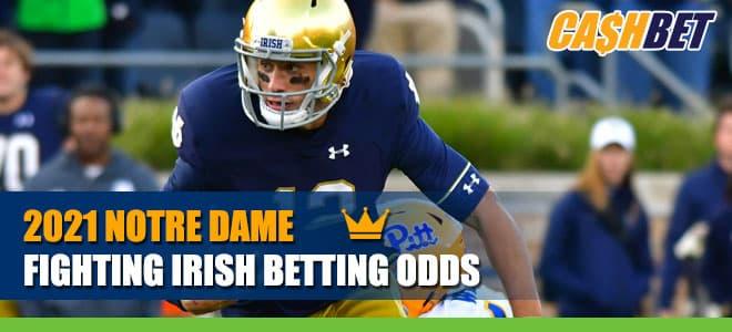 2021 Notre Dame Fighting Irish Betting Odds