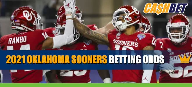 2021 Oklahoma Sooners Betting Odds