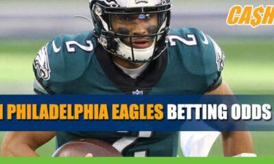 2021 Philadelphia Eagles Betting Odds