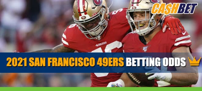 2021 San Francisco 49ers Betting Odds
