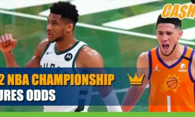2022 NBA Championship Futures Odds