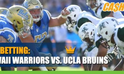 Hawaii Warriors vs. UCLA BruinsCollege Football betting preview, odds, and analysis for the game on Saturday, August 28, 2021.