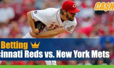 Cincinnati Reds vs. New York Mets