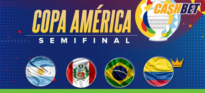 2021 COPA America CashBet Odds to Win