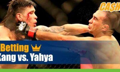 Kang Kyung-ho vs. Rani Yahya