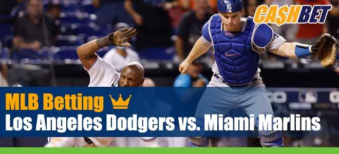 Los Angeles Dodgers vs. Miami Marlins