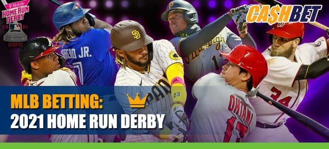 MLB Home Run Derby betting preview