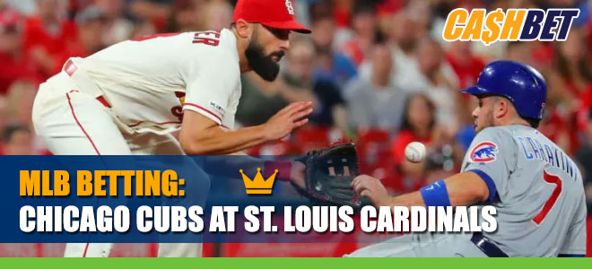 Chicago Cubs vs. St. Louis Cardinals Betting Information
