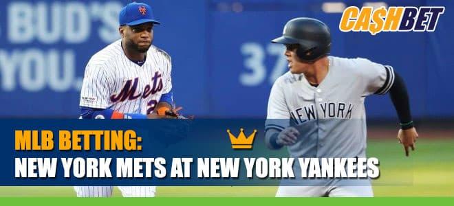 New York Mets vs. New York Yankees Betting Information