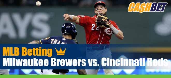 Milwaukee Brewers vs. Cincinnati Reds