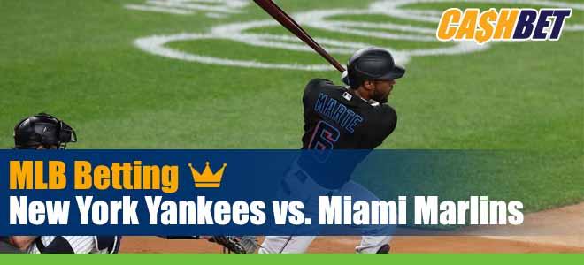 New York Yankees vs. Miami Marlins