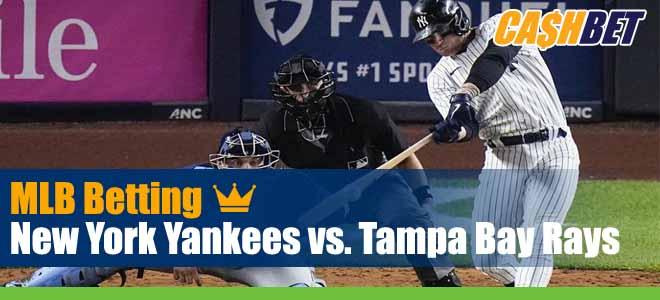 New York Yankees vs. Tampa Bay Rays